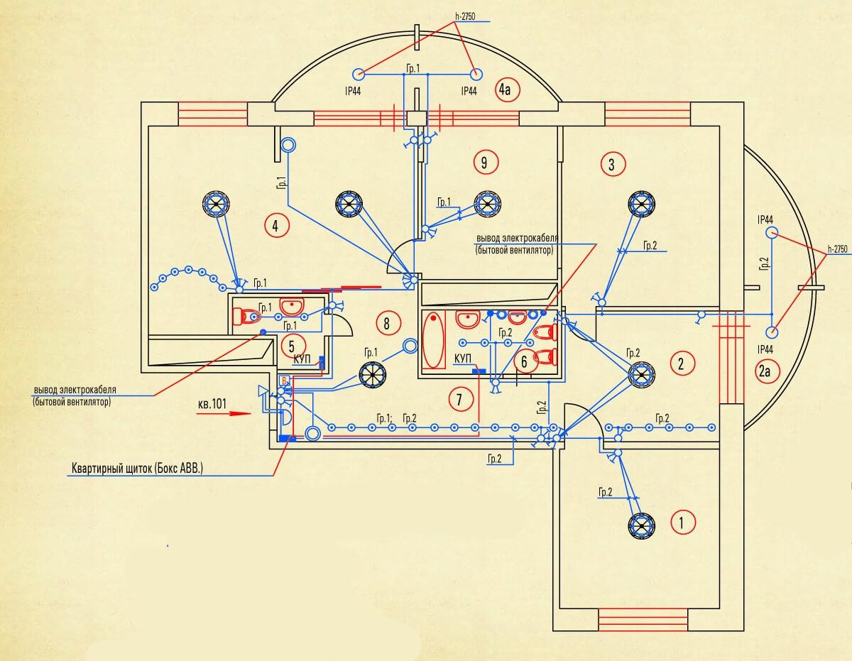 ПрофКаркасМонтаж. Проектирование инженерных сетей
