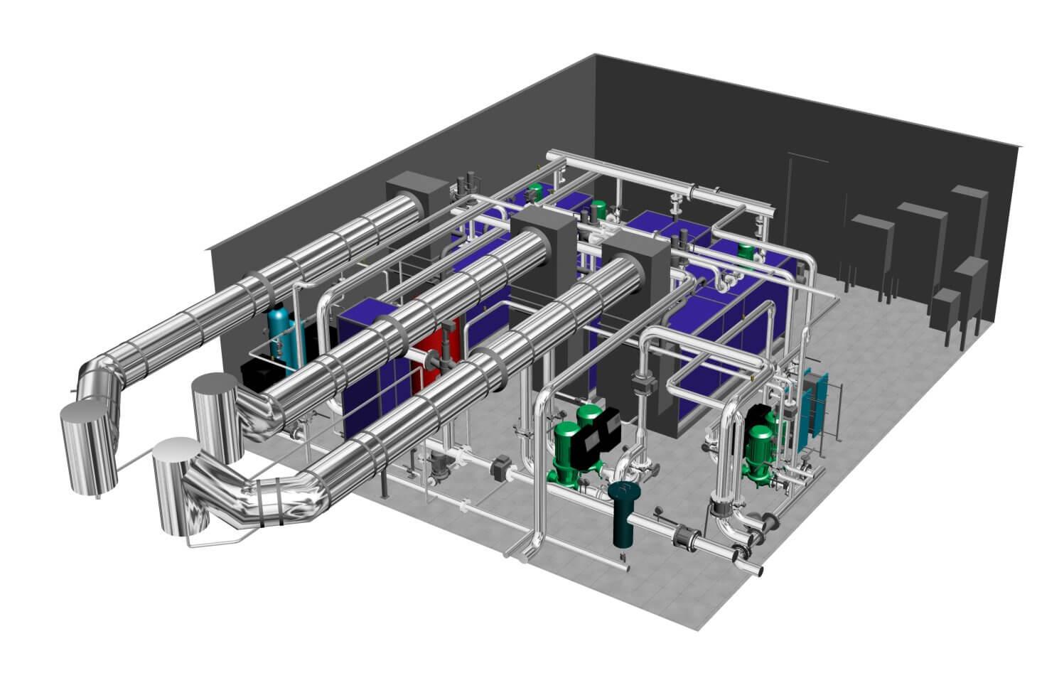 проектирование модульных котельных с-петербург