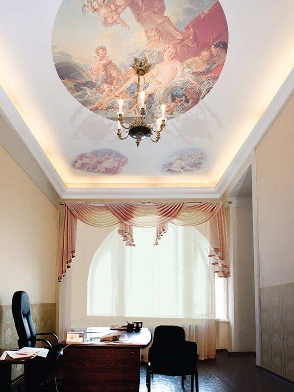 Дизайн потолка фото в своем доме