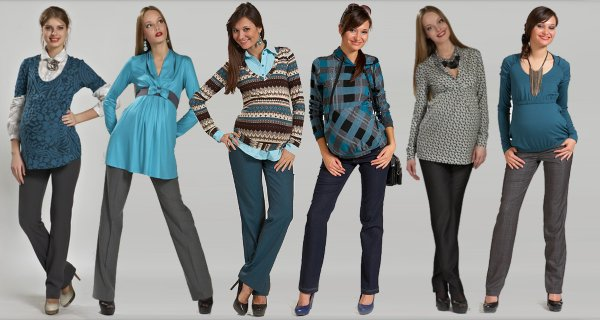 Мамми Стайл – широчайший выбор стильной одежды для беременных