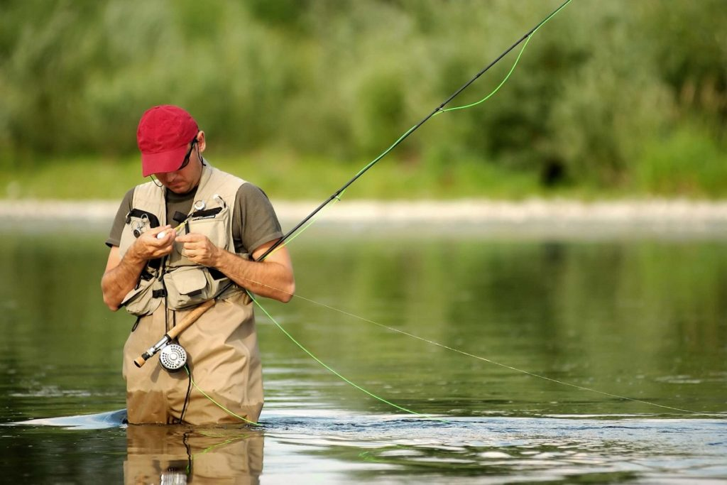 """Рыболовный клуб """"Ба! Рыбина"""" всегда хороший улов"""