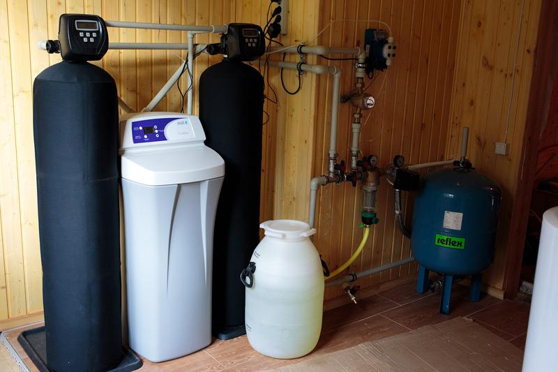 Как установить качественную систему очистки воды