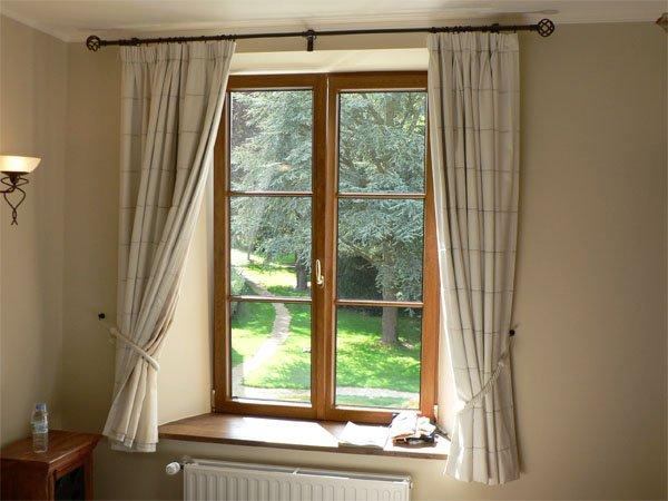 Изготовление деревянных окон: преимущества