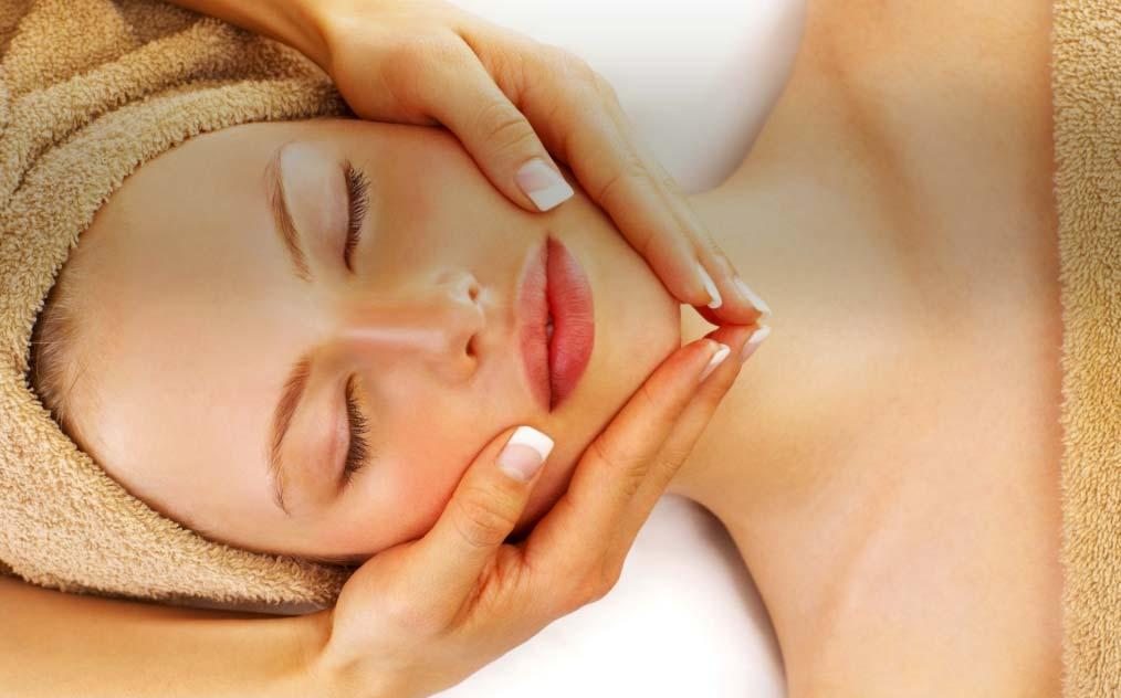 Массаж – залог здоровой и эластичной кожи