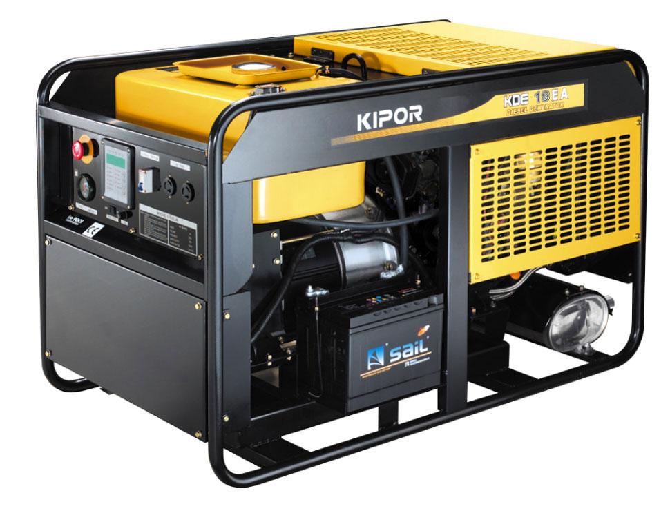 Дизельные генераторы: особенности и советы по выбору