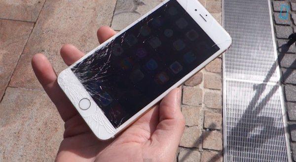 Что делать если сломался айфон