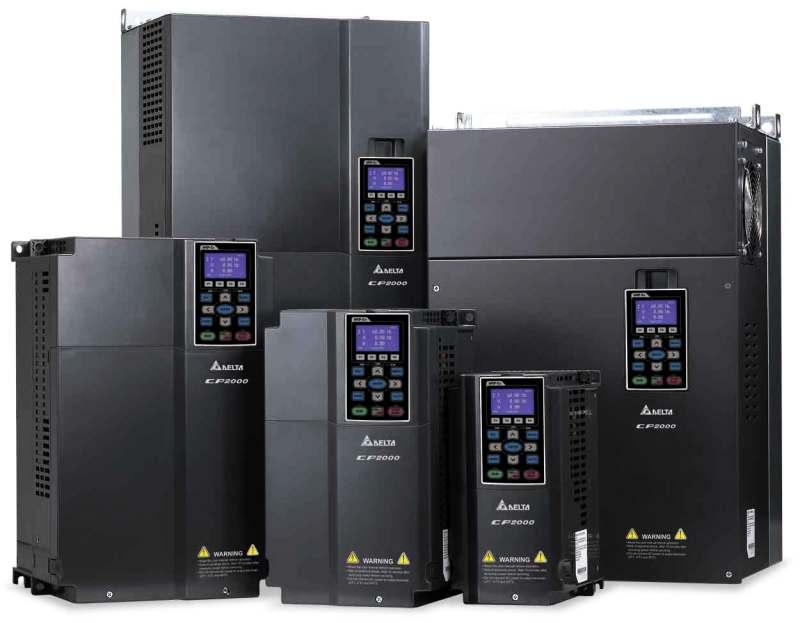 Delta Electronics – преобразователи частоты и другие виды качественного оборудования