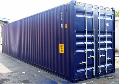 Причины повышенной популярности 40-футовых контейнеров