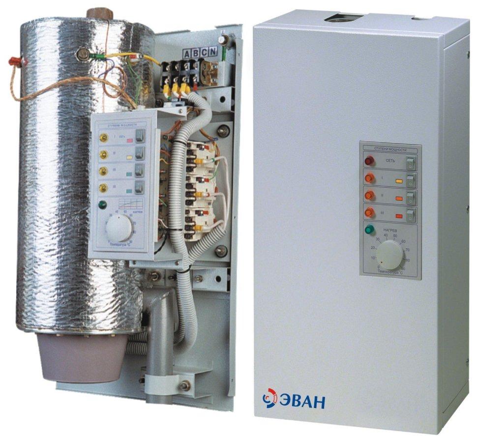 Производители электрических котлов отопления