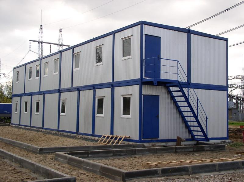 Модульные здания контейнерного типа – основные причины популярности