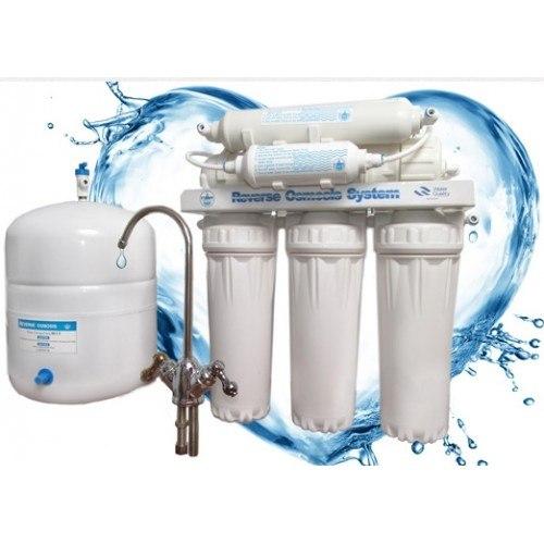 Фильтры под мойку – решение проблемы загрязненной воды