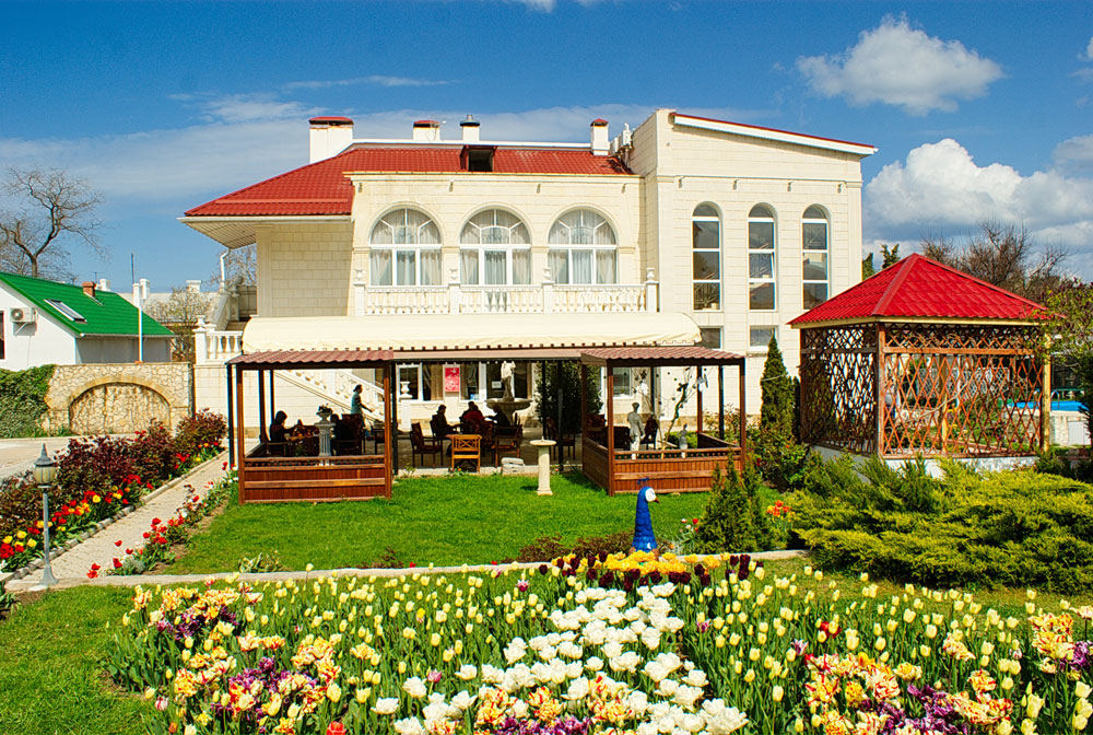 «Апартаменты Херсонес» - комфортабельный отдых в Севастополе
