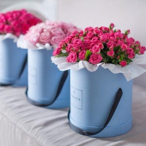 Идеальная цветочная композиция из живых цветов своими руками
