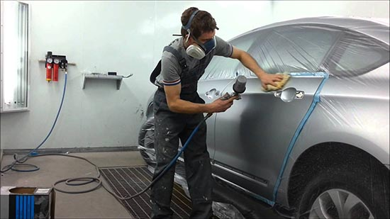 Покраска 96 – качественный кузовной ремонт и покраска авто