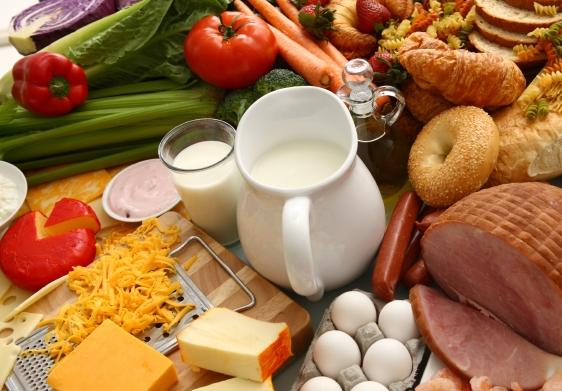 Вкусная еда из экологически чистых продуктов