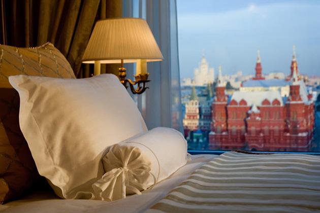 Выбираем отели Москвы