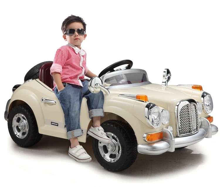 KidCar – большой выбор детских электромобилей