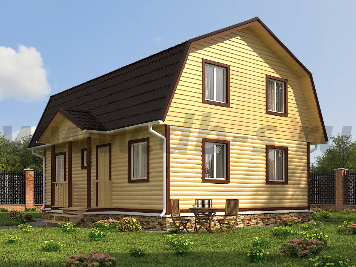 Каркасные дома от компании Ск «Феникс» - качественное и комфортное жилье