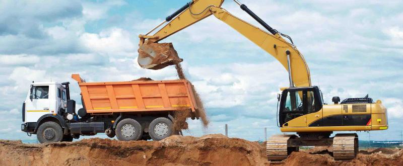 Аренда строительной спецтехники с компанией «ИЖКО»