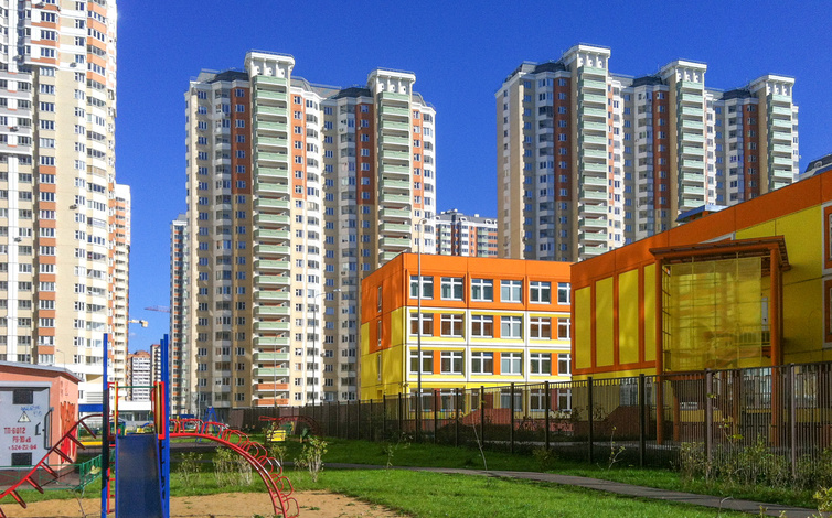 Покупайте квартиры в лучших районах города Железнодорожный