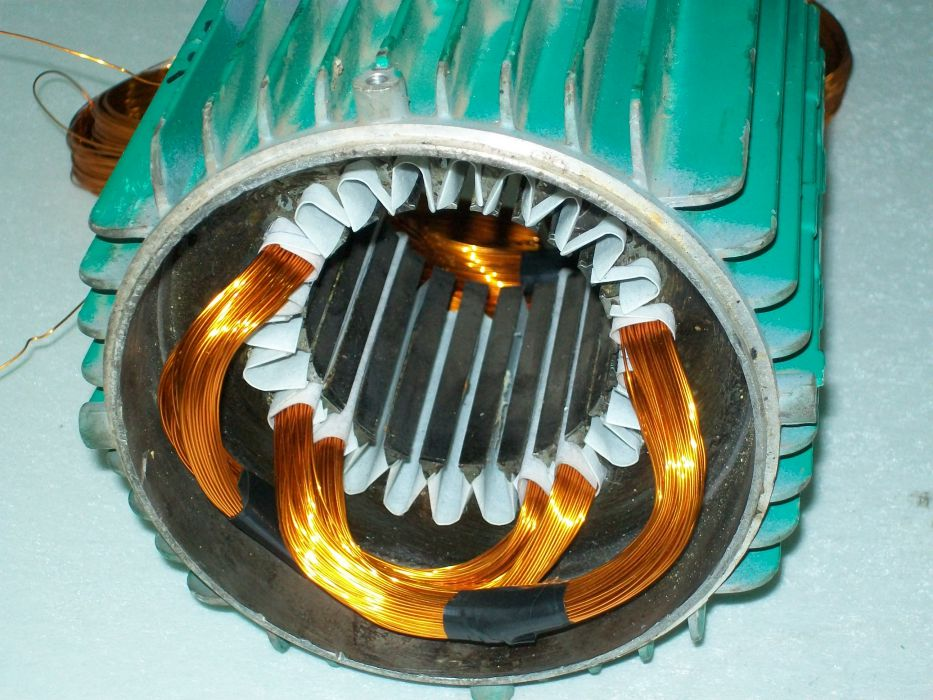 Какая компания предлагает максимально выгодные условия ремонта асинхронных двигателей