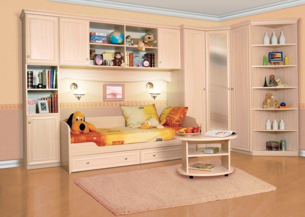 Факторы выбора детской мебели