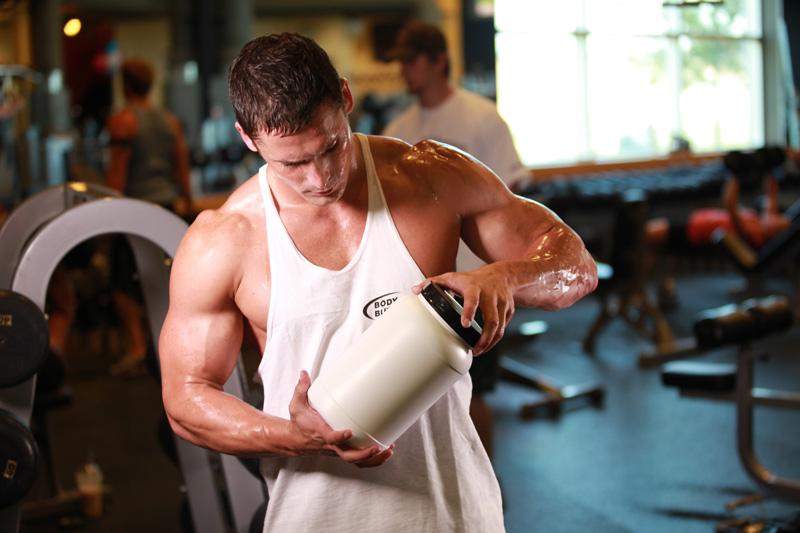 Гейнеры – незаменимое спортивное питание