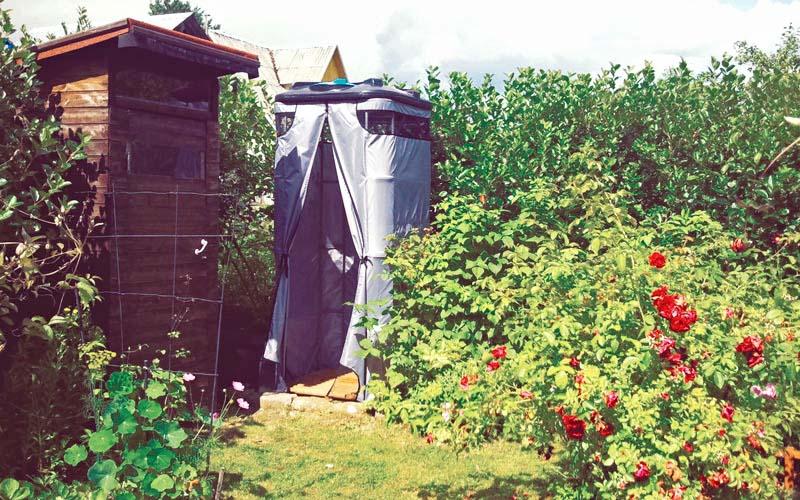 летний душ сосед 2