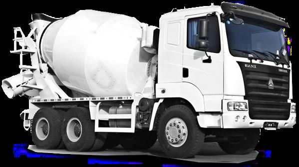 Доставка бетона миксером – неоспоримые преимущества