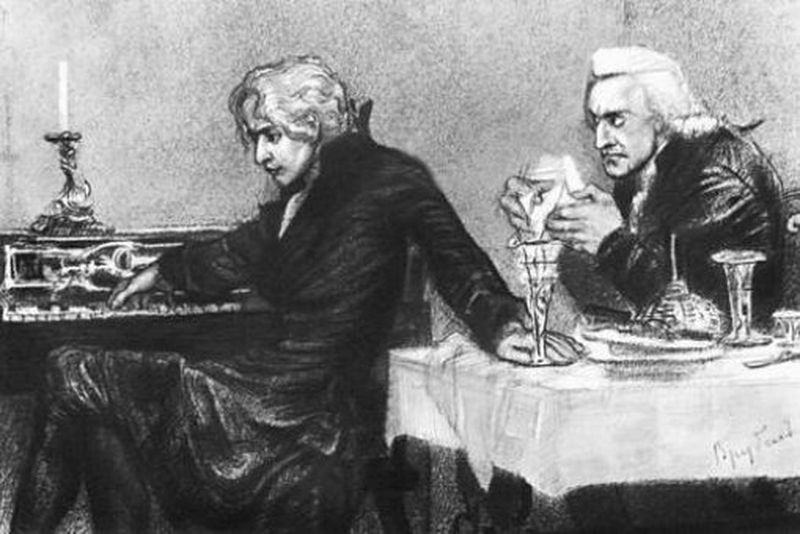 Болезнь н смерть Вольфганга Амадея Моцарта