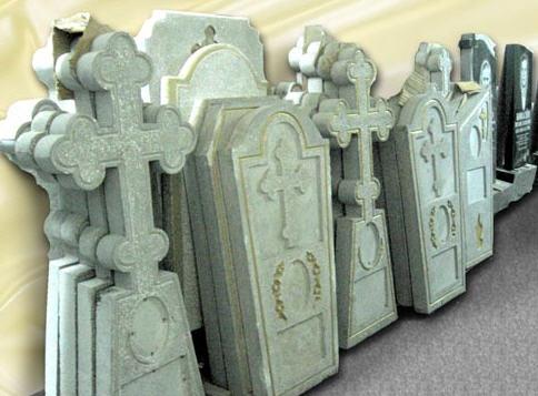 Особенности изготовления памятников