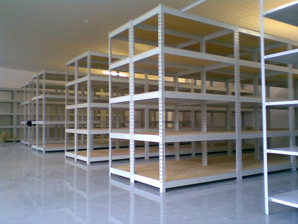 Логистик Групп – металлические и деревянные стеллажи любой сложности