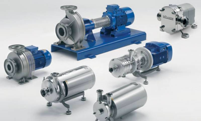 Насосное оборудование от отечественных и зарубежных производителей по лучшей цене