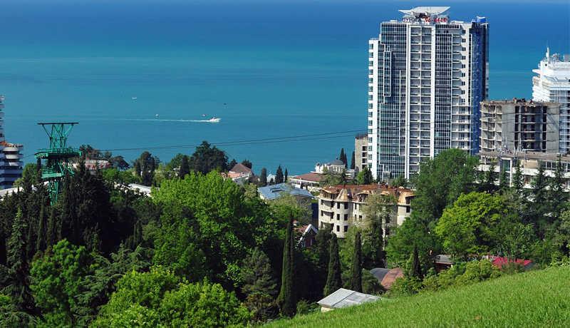 Недвижимость в Сочи, или ваша сбывавшаяся мечта о жилье у моря