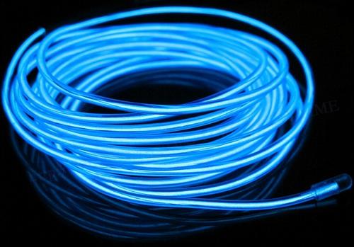 Чем гибкий неоновый шнур лучше неоновых трубок