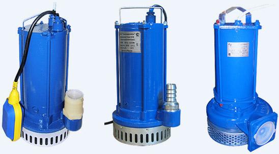 Дренажные насосы для очистки любой грязной воды