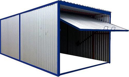 Надежные гаражи от хорошо себя зарекомендовавшей компании с доставкой