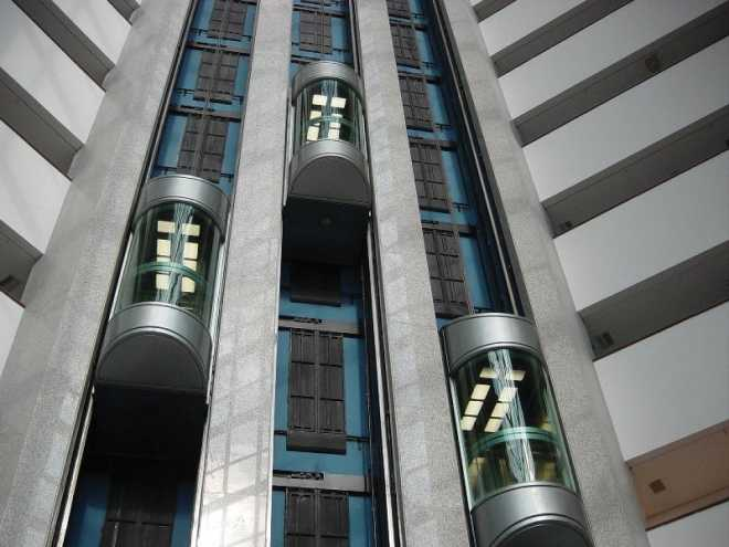 Основные разновидности пассажирских лифтов