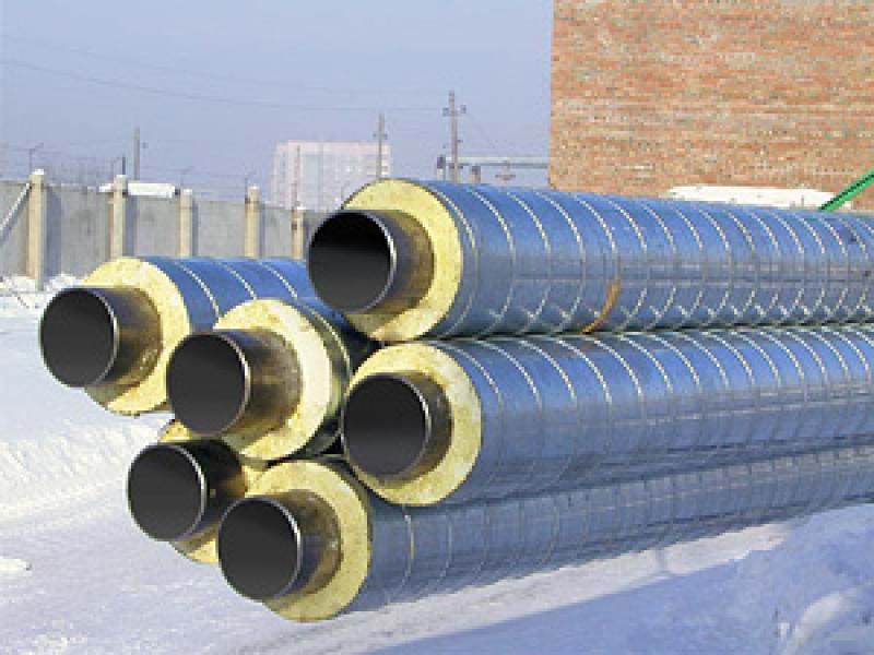 ППУ изоляция металлических труб