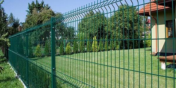 Секционный забор в Нижнем Новгороде