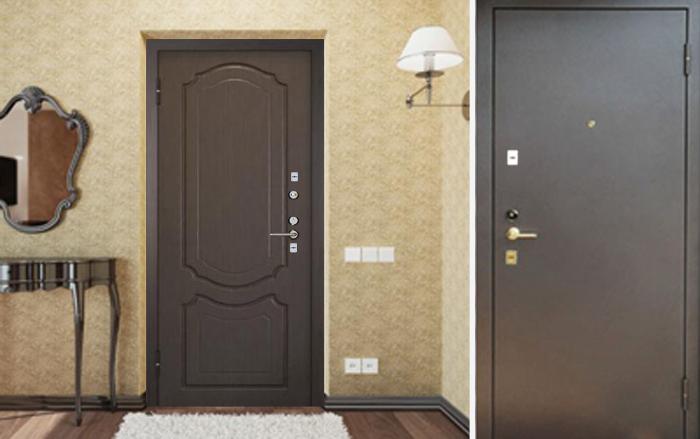Завод «Статус» - надежные металлические входные двери