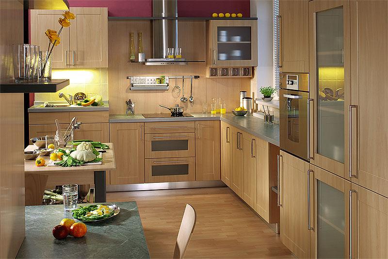 Как подобрать оптимальный вариант мебели в кухню