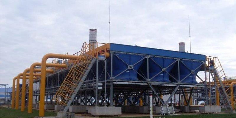 Установка охлаждения газа на КС. Программа ПНР.