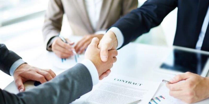 Благодарственное письмо партнерам за сотрудничество
