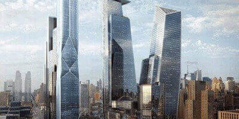 Строительство мега-проектов в 2016 году